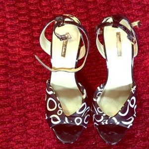 Michael Antonio platform shoes, worn once